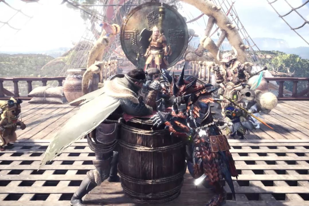 Which Monster Hunter World weapon class is right for you?
