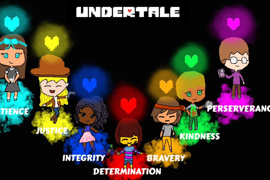 What UNDERTALE soul are you