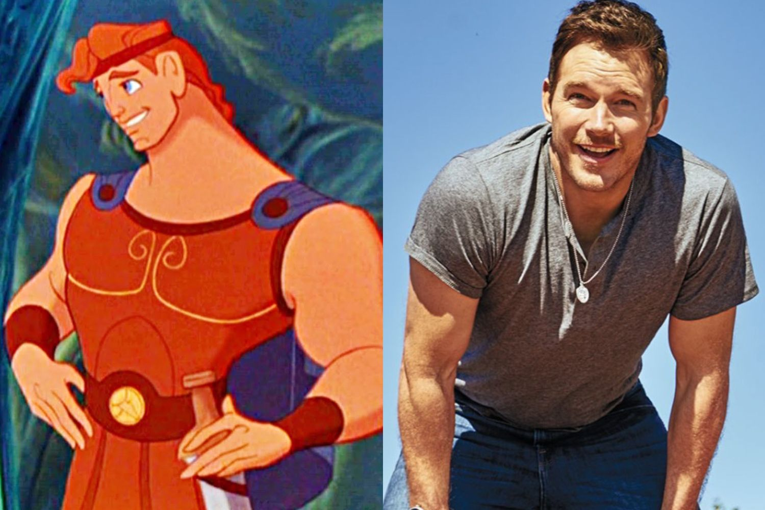 Fantasy Cast A Live Action Remake Of Disney S Hercules And
