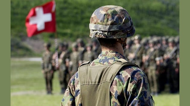 Testet euer Wissen über die Schweizer Armee