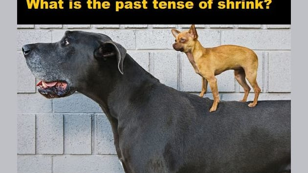 Do you know the difference between past tense and past perfect tense? Are you sure?