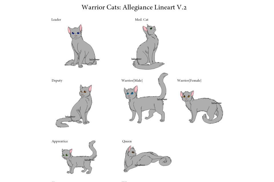 What Warrior Cat Is Your Soul Mate?