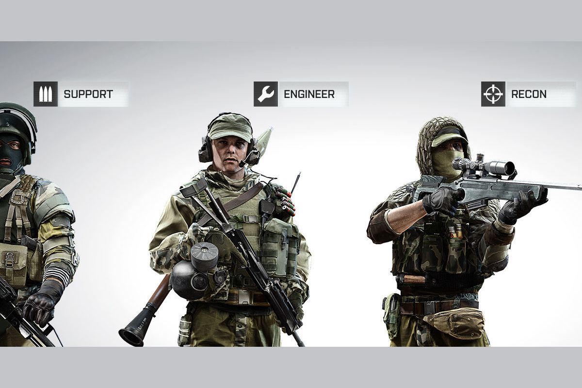 bf4 you play which bf4 class should you play