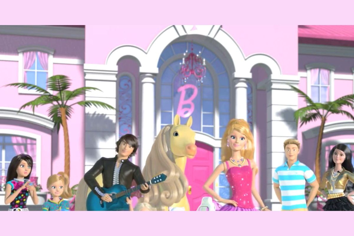 Which character from Barbie Life in The Dreamhouse Are You?