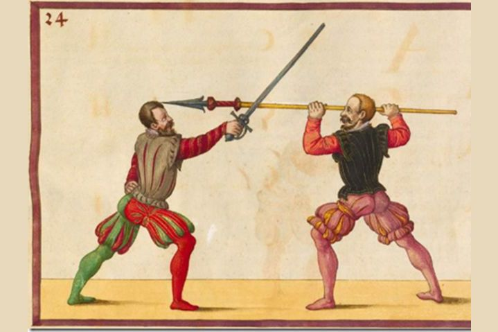 HEMA Quiz: What Melee Weapon Would You Use On A Medieval