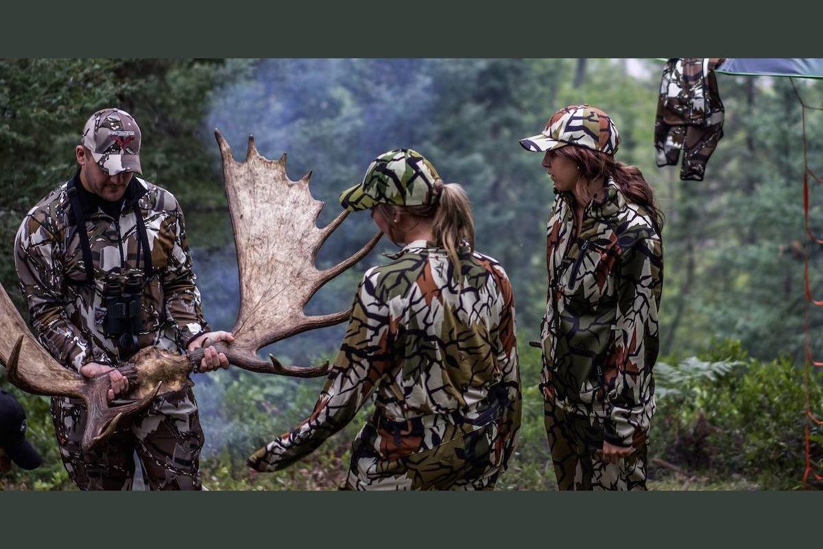Vermont Woman Takes State Archery Record Moose | OutdoorHub