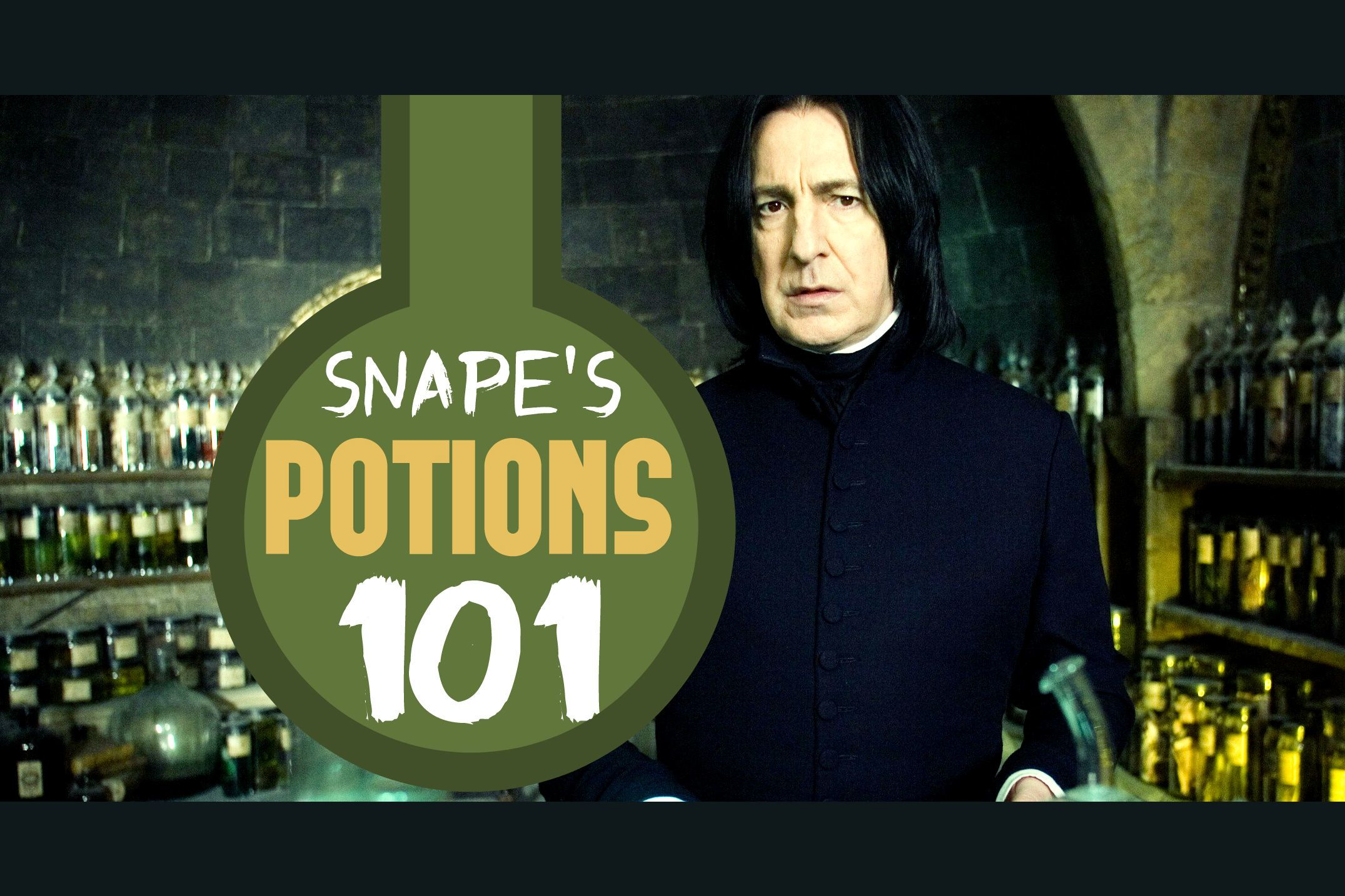 K And J Auto >> Can You Pass Professor Snape's Potions 101?