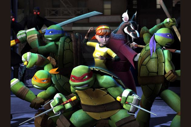 Which Tmnt Character Would Fall For You