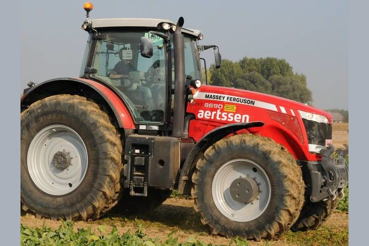 What type of tractor are you?