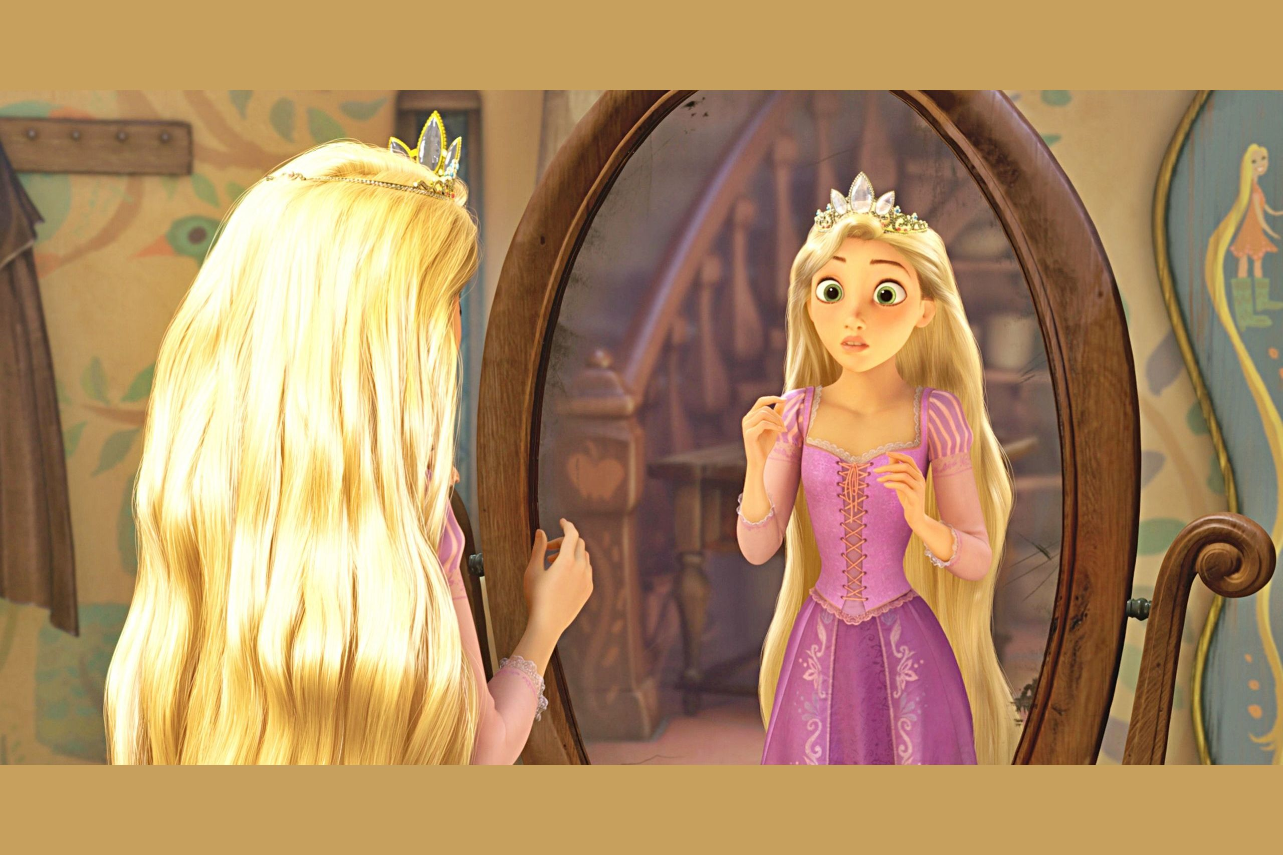 Which Disney Princess Do You Look Like And Are