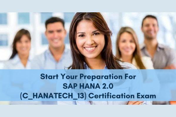 SAP C_HANATEC_13 Sample Questions