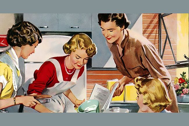What Type Of 1950s Housewife Would You Be