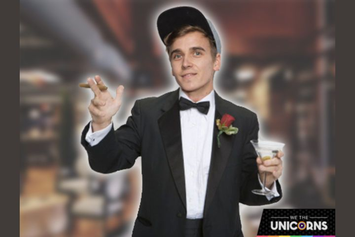 Quiz Is This Melanie Martinez Or Joe Sugg With A Martini