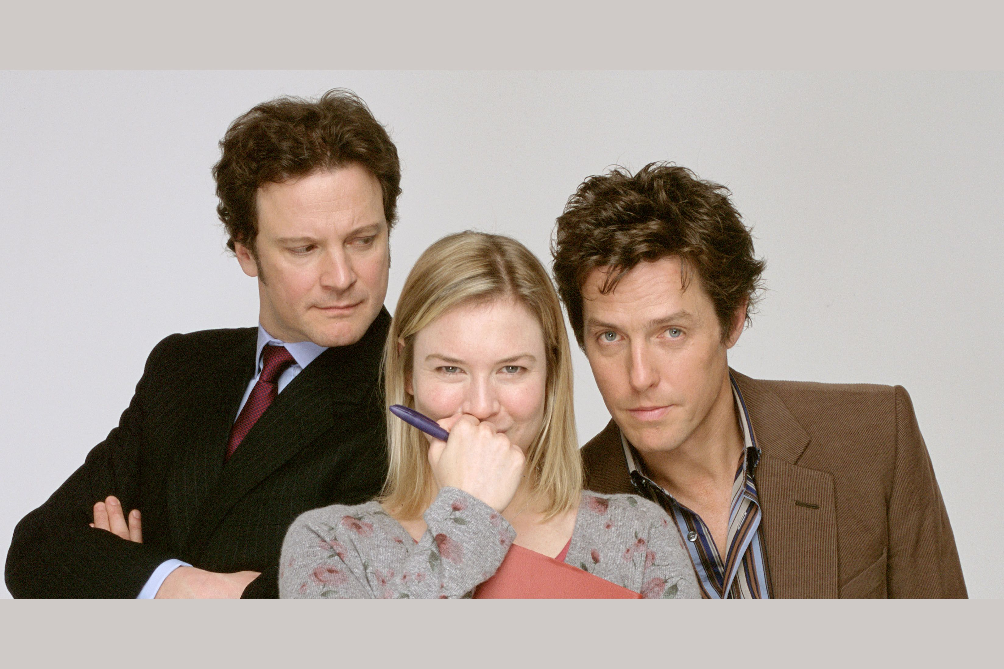 Which man from the Bridget Jones trilogy do you belong with?