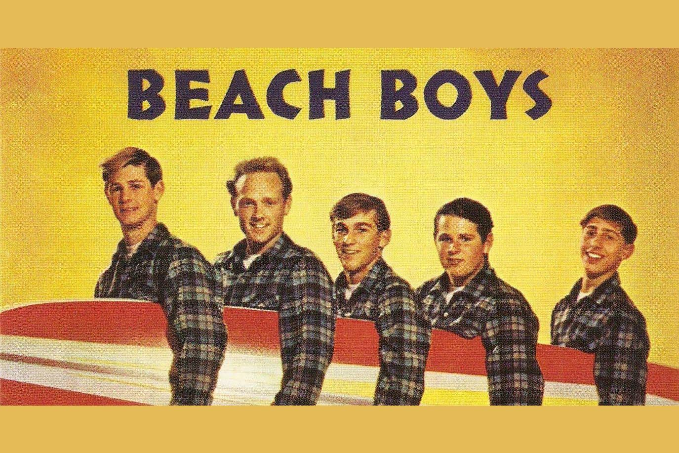 Which Beach Boys Song Are You-3617