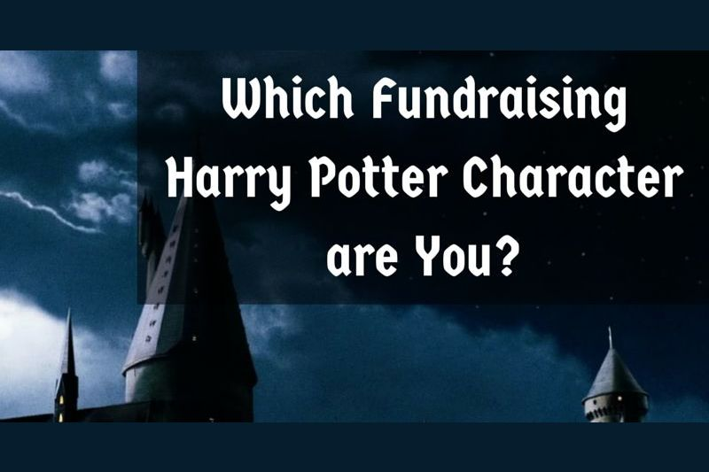 Which Fundraising Harry Potter Character are You?