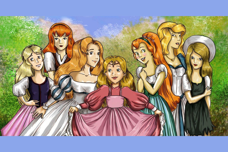 Which non Disney princess are you?