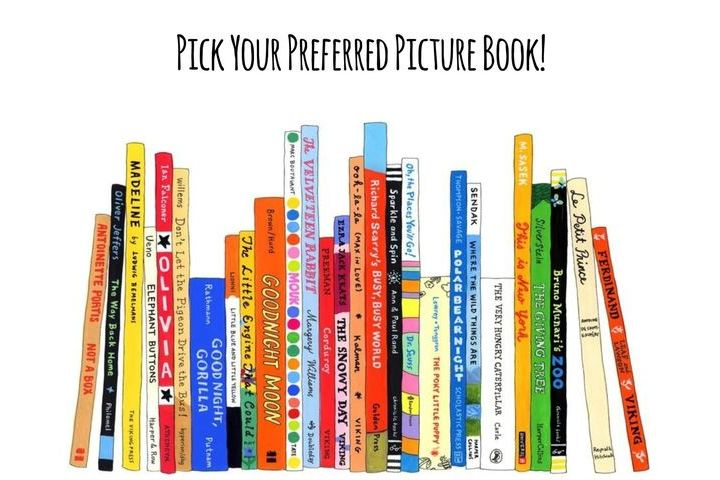 We Can Guess How Old You Are Based On Your Favorite Picture Books