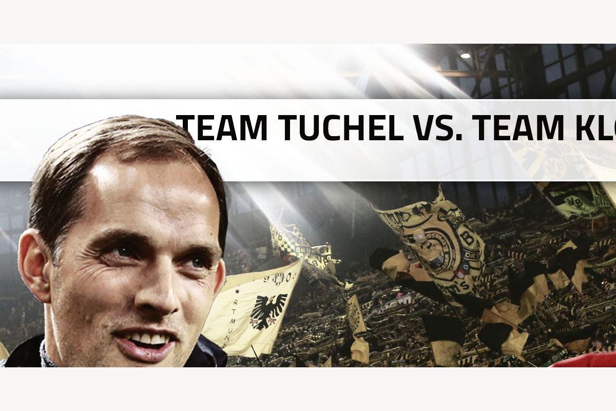 Team Tuchel vs. Team Klopp