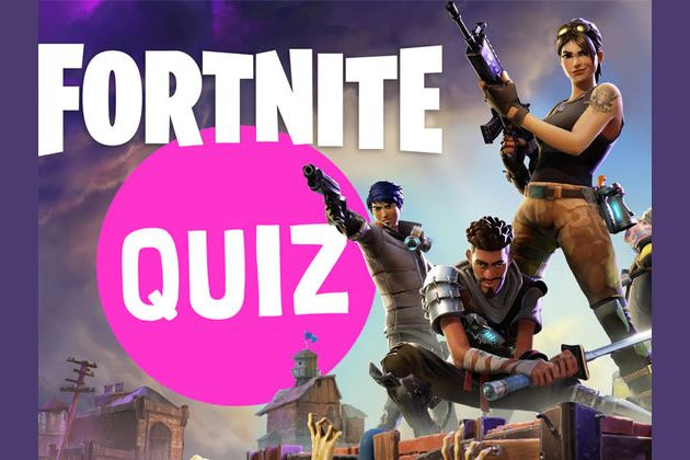 How much do you know about Fortnite?