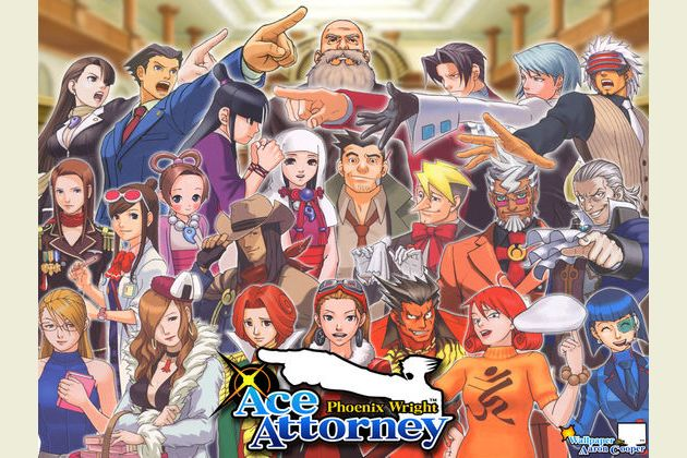 Which Female Ace Attorney Character Are You