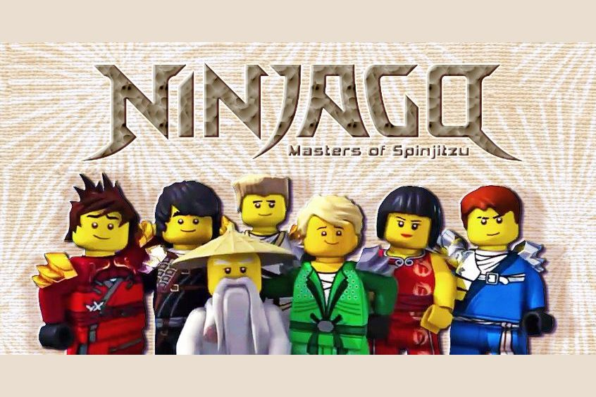 Which Ninjago Character are you