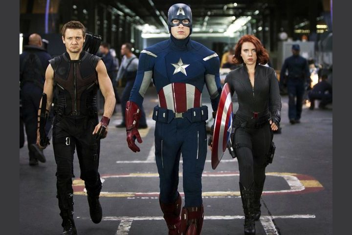 Which Avenger's Character Will You Marry? (Girls Only)