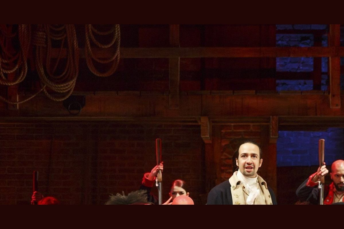 Which Hamilton Character Represents You