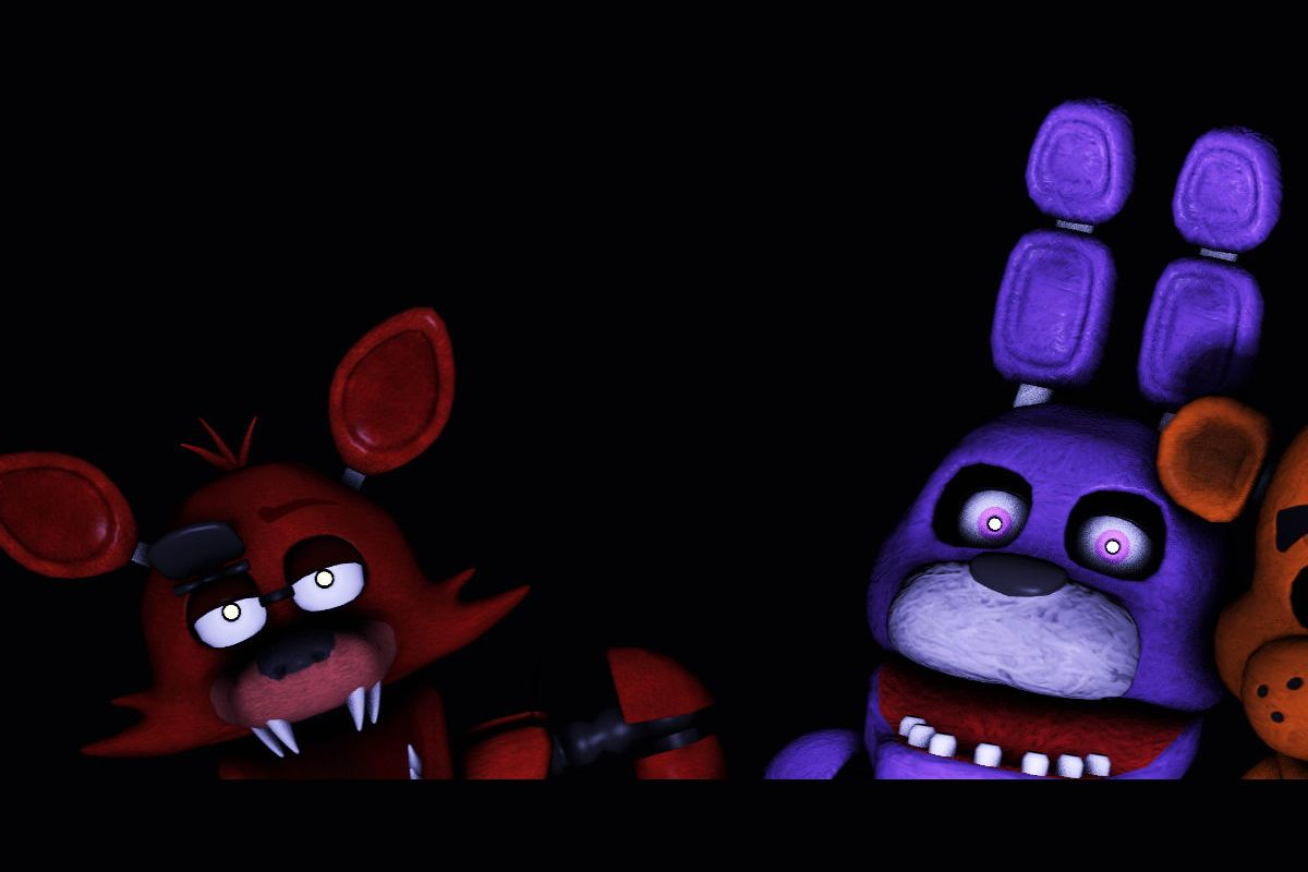 what fnaf character are you