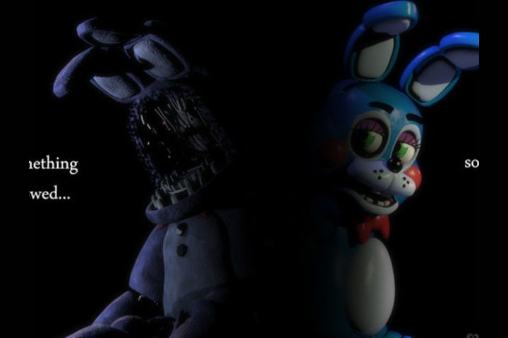 What FNAF Bonnie are you?