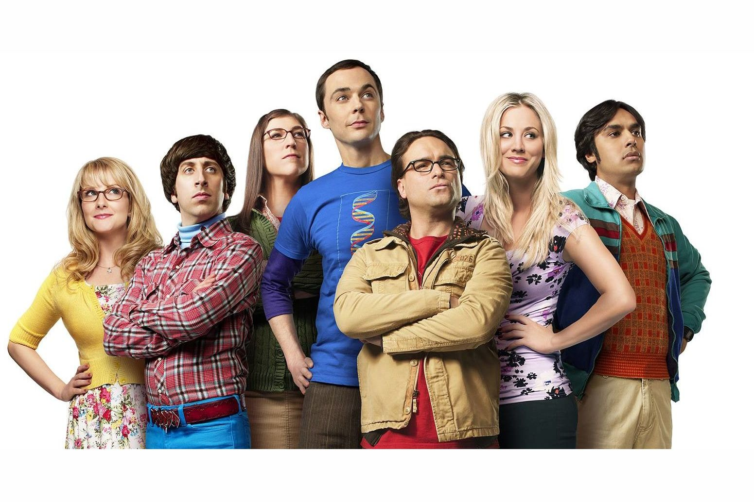 which big bang theory character are you