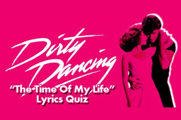 Dirty dancing theme song lyrics