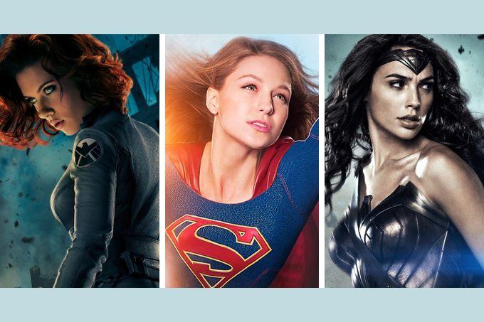 Тест: Тест: какая ты супергероиня?