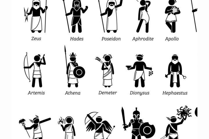 Whose Greek God/Goddess child would you be?