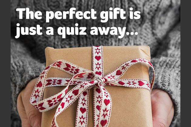 Christmas Gift Ideas Generator