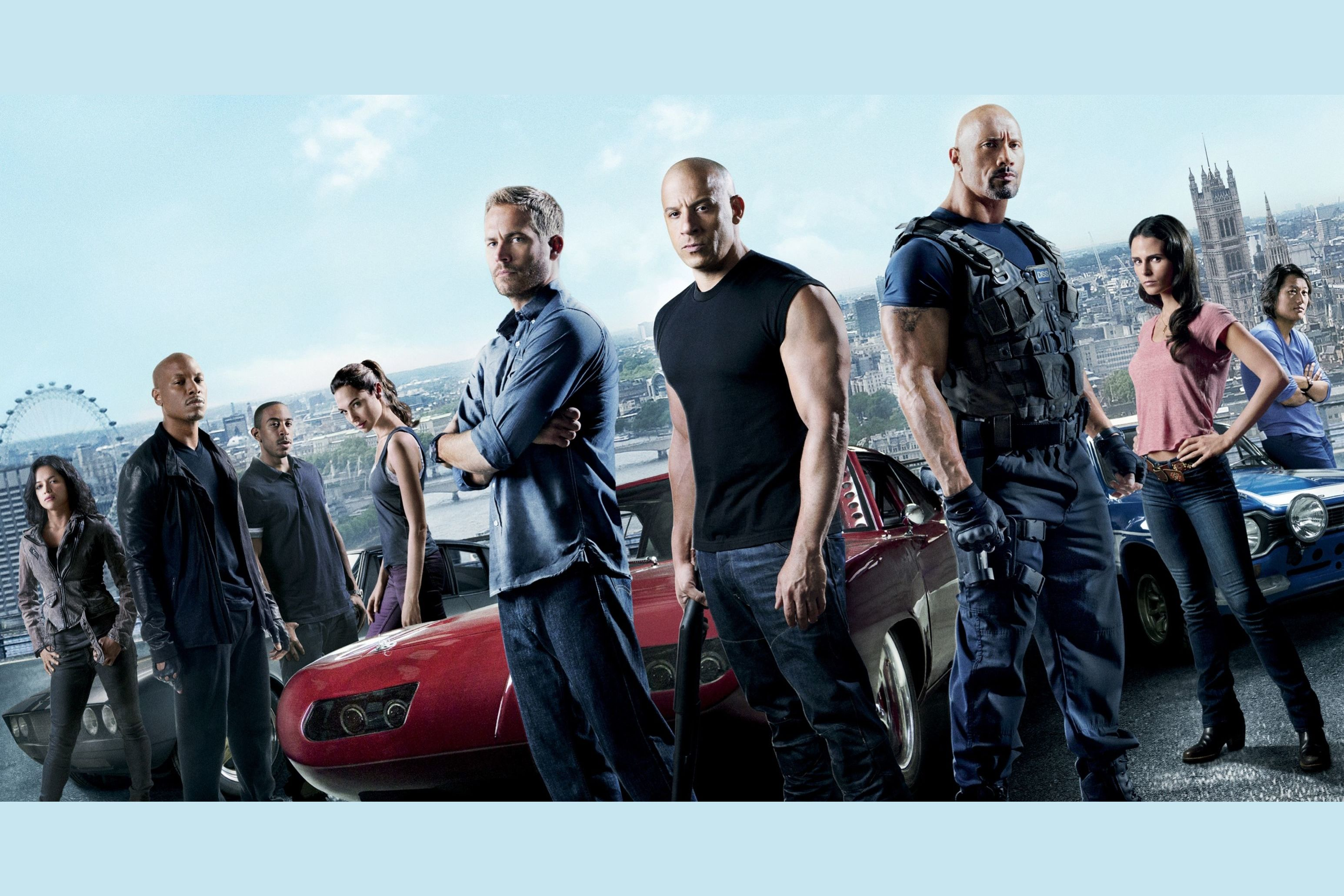 Which Fast & Furious Character Are You?