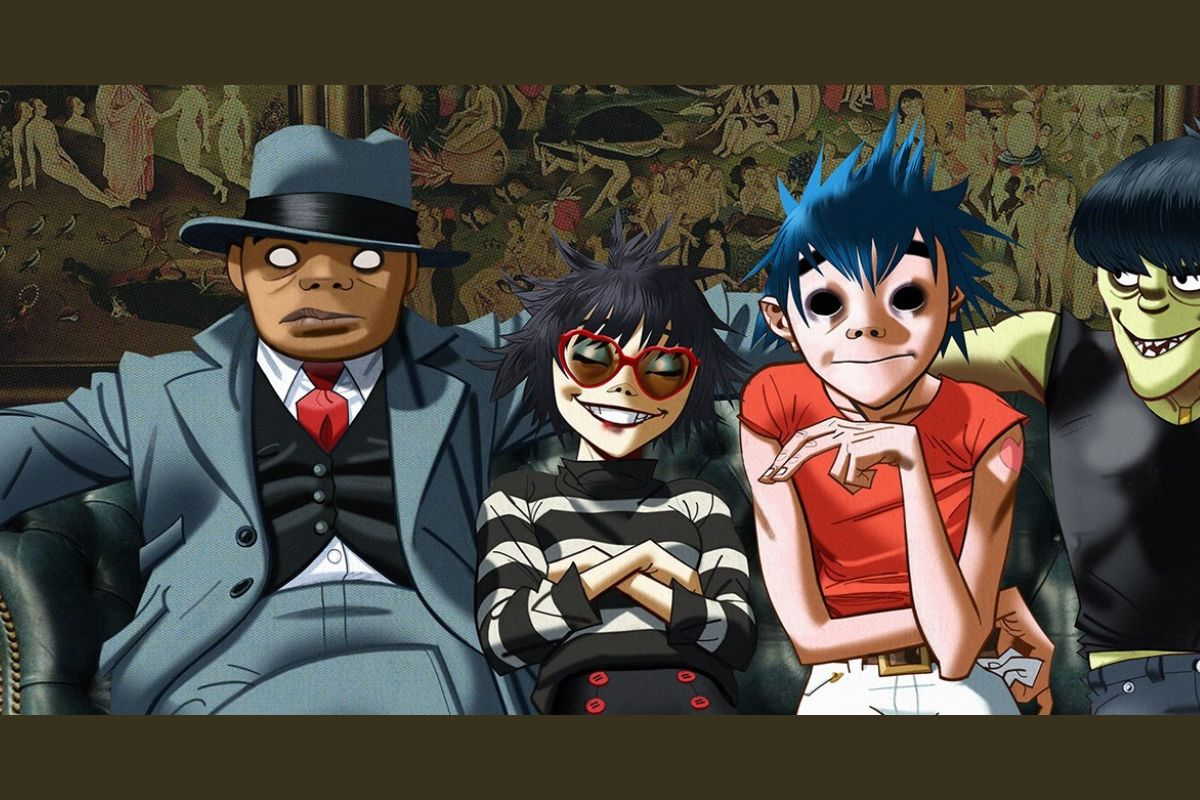 B And D Auto >> What Gorillaz character are you?