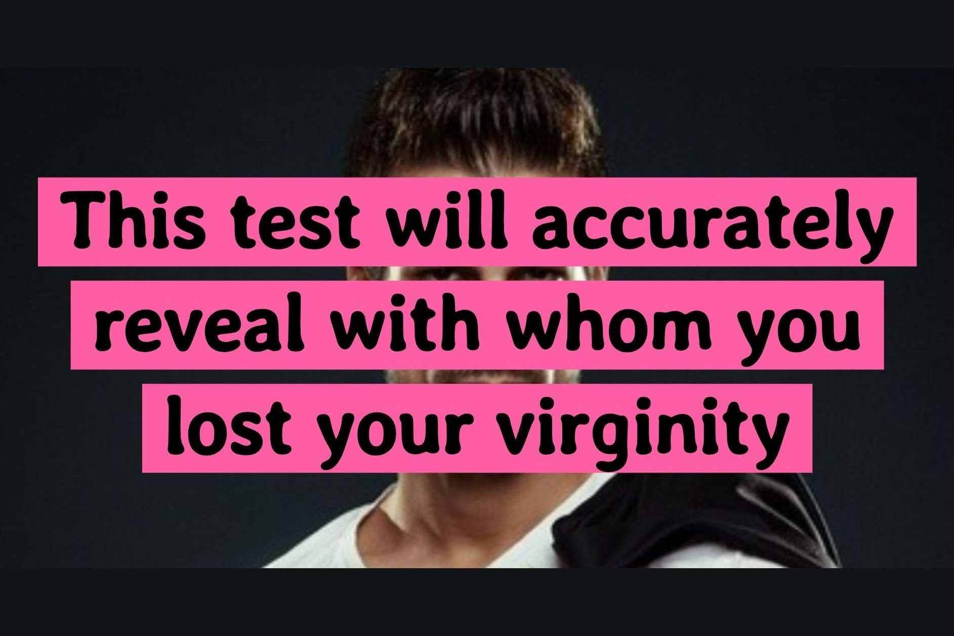 Will you lose your virginity