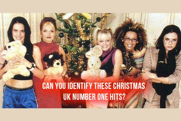 Can You Identify These Christmas UK Number One Hits?