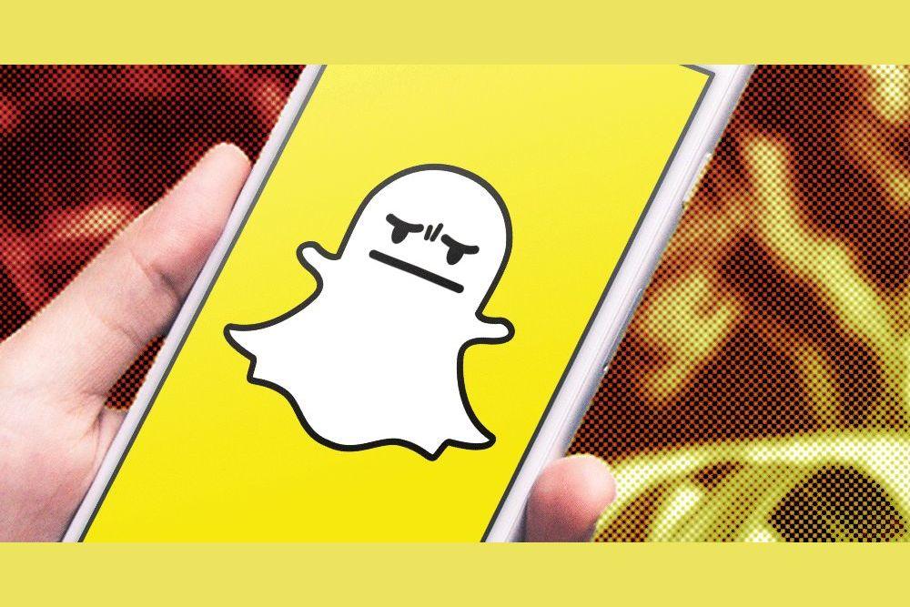 Werbung auf Snapchat: Doof oder okay?