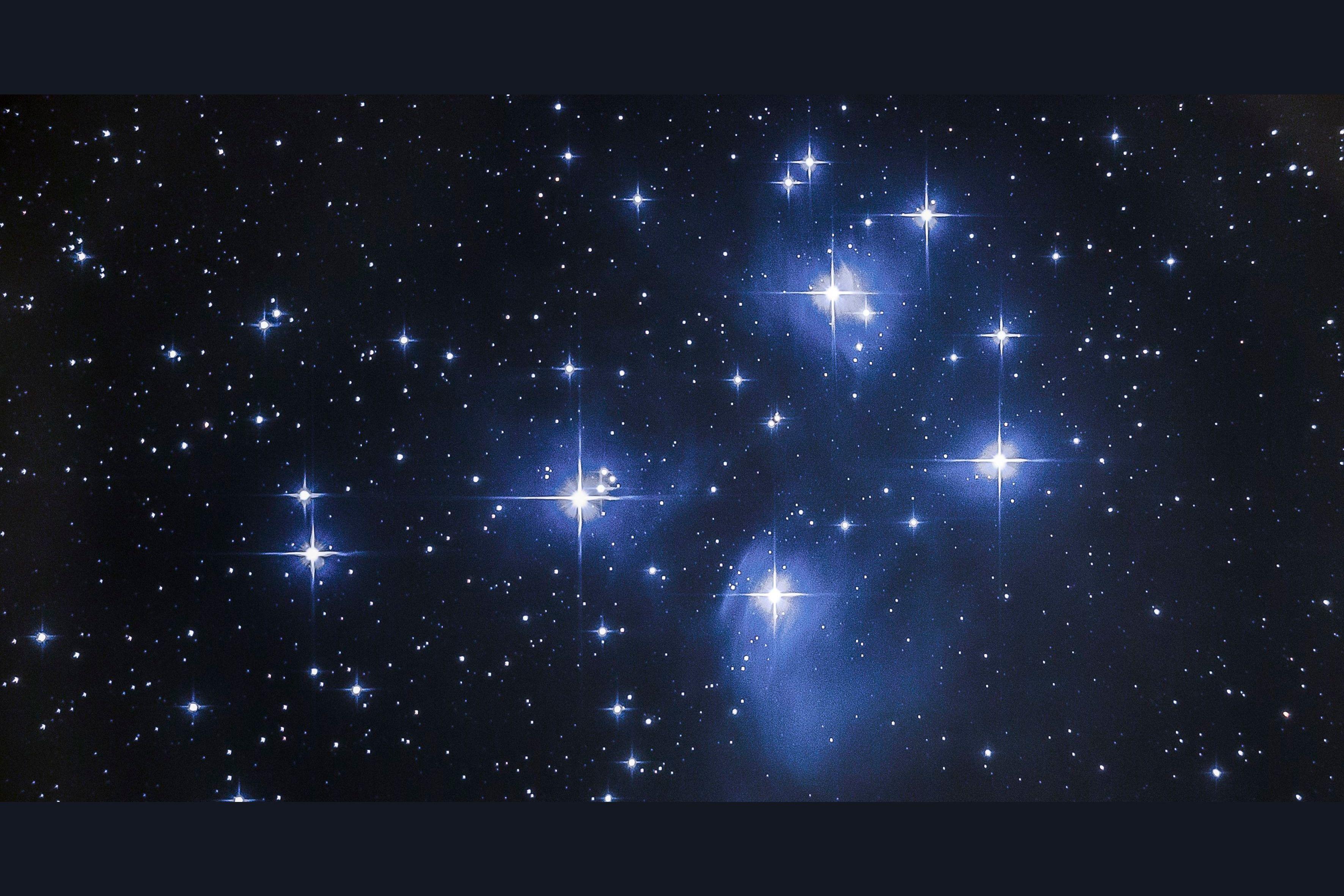 Lyyra Tähtikuvio