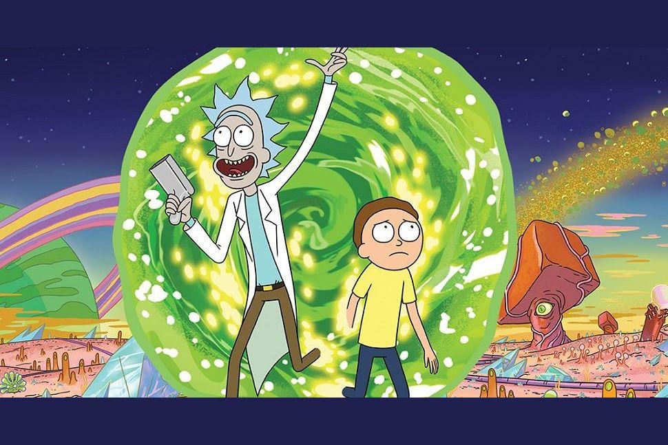 Rick And Morty Season 3 German