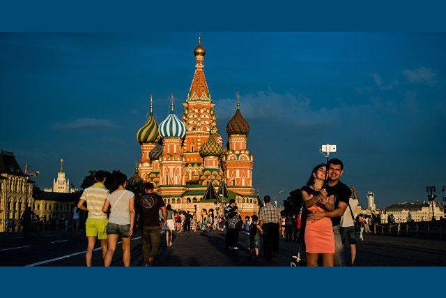 Тест: Тест: Насколько вы москвич?