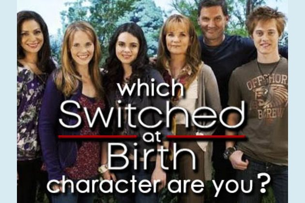 Which Switched At Birth Character Are You