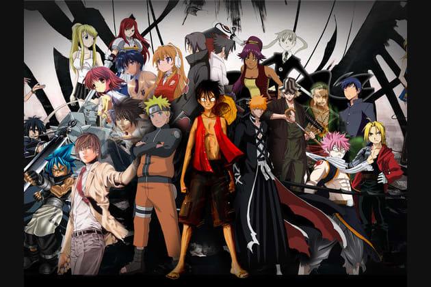 Qué Personaje De Anime Eres Basado En Estas Preguntas K Pop