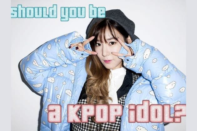 Should You Be A Kpop Idol