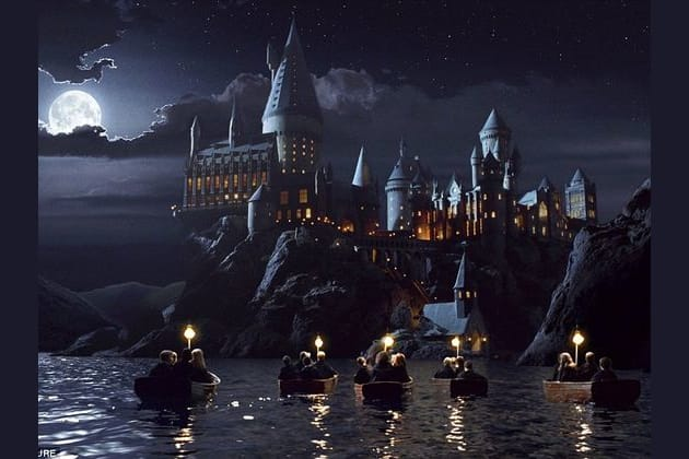 Which Harry Potter School Would You Go To Later on, you had lunch with aurélie during which she decided to. which harry potter school would you go to