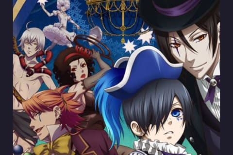 Which Black Butler Circus Member are you?
