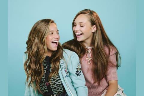 Are you more like Maddie or Mackenzie Ziegler?