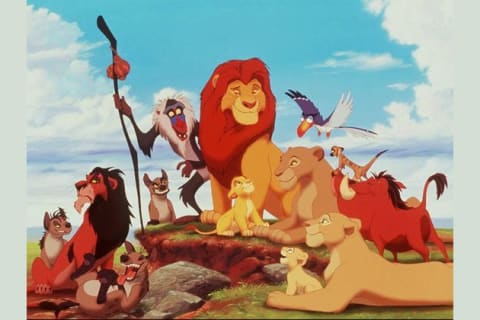 Who Are You In The Lion King